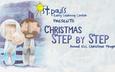 Christmas Step by Step